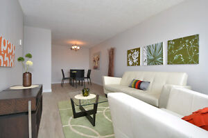 $1395 for a Beautiful 2 Bedroom Plus Den Available Now!