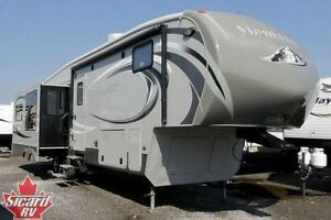 2013 KEYSTONE MONTANA HIGH COUNTRY 318RE
