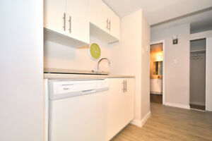NEWLY RENOVATED  2 bedrooms starting at $1325/month!