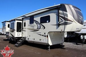 2019 JAYCO NORTH POINT 387RDFS