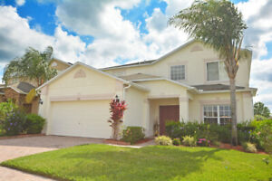 Five Star 5 Bedroom Villa  in Orlando, Florida close to Disney