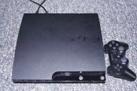 PS3 1TB HARD DRIVE WITH DISK GAMES & WHOLE LOT MORE DIGITAL
