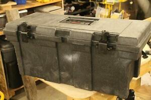 EXTREME RUGGED TOOL BOX WITH REINFORCED LATCHES FOR HEAVY TOOLS
