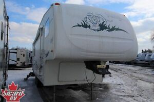 2003 FOREST RIVER WILDCAT 27RL