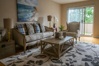 North York - Upper Canada Drive 2 Bdr Suites Available