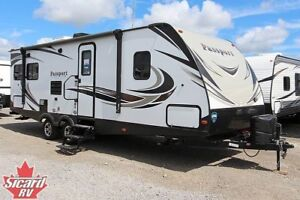 2019 KEYSTONE PASSPORT GRAND TOURING 2520RL
