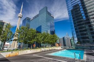 Maple Leaf Square 65 Bremner 1Bd Downtown Condo