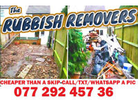 ♻️RUBBISH? REMOVAL♻️...All types of rubbish taken!..2 3 4 5 bed house bedroom room office shop flat