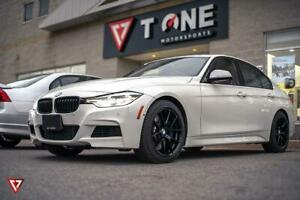 BMW M3 Club Sport Style 18 inch Staggered Alloy Wheels for 3 Series / 4 Series - T1 Motorsports