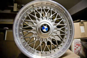 BMW wheels 3 piece BBS style 5 with +20 offset