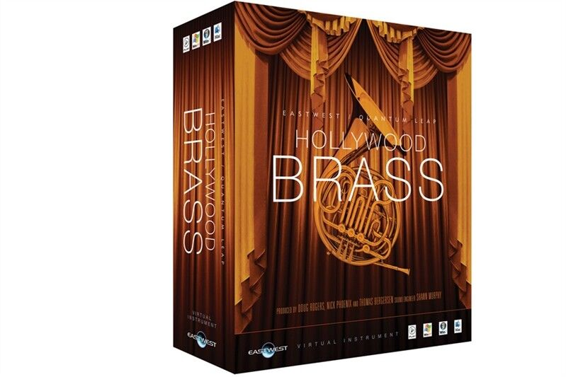 EastWest Hollywood Brass Gold orchestra Software Download