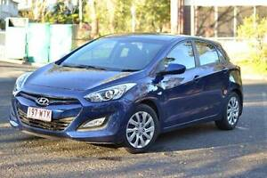 2013 Hyundai i30 Hatchback 6spd Diesel East Brisbane Brisbane South East Preview