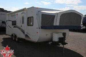 2010 JAYCO JAY FEATHER EXP 23B