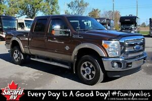2011 FORD LARIAT F350 SUPER DUTY