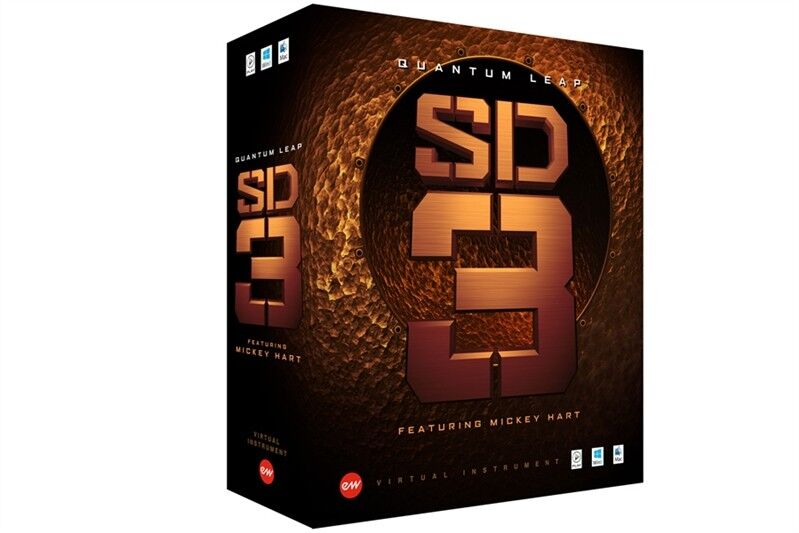 EastWest Quantum Leap Stormdrum 3 drums percussion Software Download