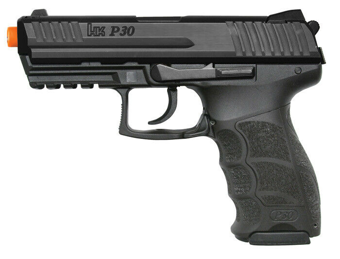 Umarex H&K P30 Electric Airsoft Pistol Toy Full/Semi Auto Black BRAND NEW AEP