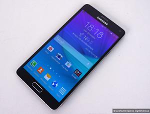 Téléphone cellulaire cell Samsung Galaxy NOTE 4