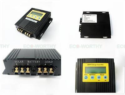 Lcd Display 20A Mppt Solar Panel Charge Controller Solar Regulator 12V 24V