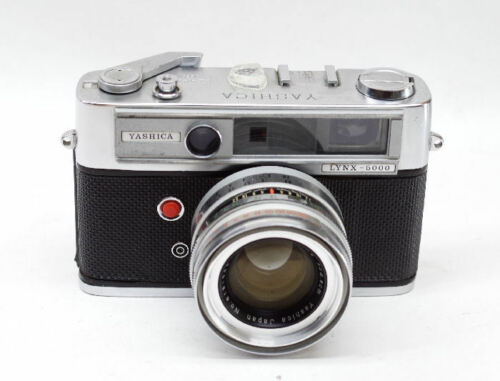 Yashica Lynx 5000 Rangefinder Camera