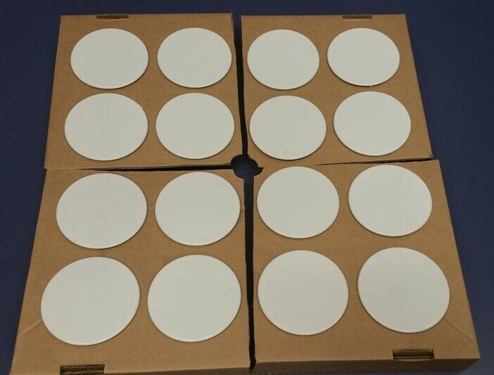 Lot of 16 Global 332892 Conceled Cover Plate for Automatic Sprinkler