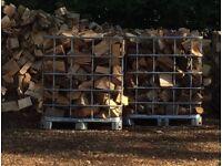 Quality Seasoned firewood logs