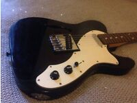Fender Squire Vintage Modified Telecaster Thinline with hardcase