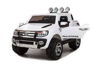 Licensed Electric Ford Ranger 12v Kids Ride On Car Remote Control Balga Stirling Area Preview
