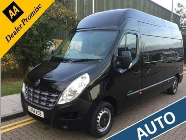 350deba2a4 2014 Renault Master 2.3 dCi LH35 High Roof Van QS6 FWD 4dr LWB Automatic  Panel V