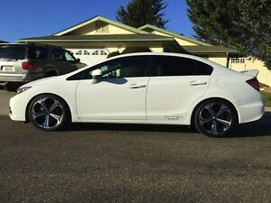 Enkei Honda OEM Wheels from Civic SI