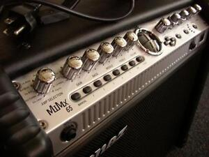 Guitar amp., pedal, cymbals, snare drums, etc. a vendre.
