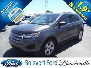 2016 Ford Edge SE ECOBOOST AWD CAMERA