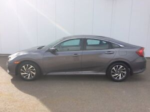 2016 Honda Civic Ex with Honda Sensing equipped