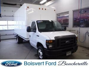 2016 Ford Econoline Commercial Cutaway E-450 CUBE 16 PIEDS