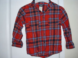 Boys OshKosh shirt