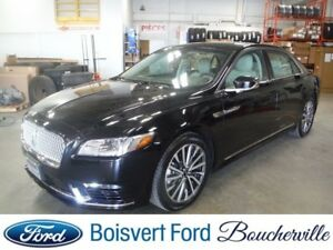 2017 Lincoln CONTINENTAL SELECT Select