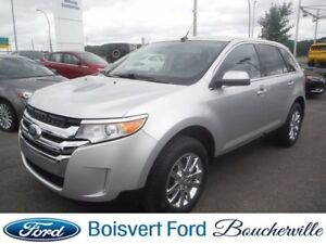 2011 Ford Edge Limited CUIR GPS ECRAN AWD