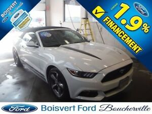 2016 Ford Mustang V6 CONVERTIBLE AVEC CUIR
