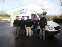 Removals services, Man with a van hire in Wolverhampton and all West Midlands from £35