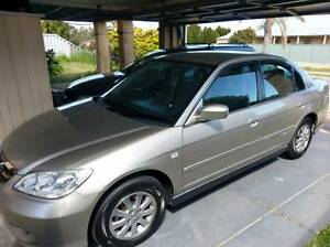**PRICE DROP** 2005 Honda Civic Sedan, Icy A/C, 5 speed manual Currambine Joondalup Area Preview