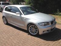 BMW 1 Series 118i 3 door