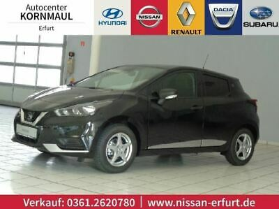 Nissan Micra 1.0 IG-T 5MT 92 PS ABS