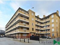 Dss Welcome Fantastic 2 Bedroom Flat with Separate Living Room in Limehouse