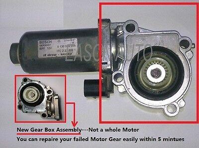 BMW  Mercedes-Benz x3 x5 Transfer Case Motor Actuator Gear Box 2710756629