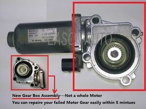 Bmw x3 transfer case ebay for Bmw transfer case motor