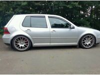 Vw golf turbo