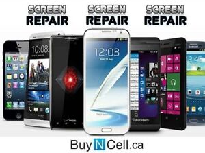 SAMSUNG     SCREEN REPAIR - 90 DAY WARRANTY - ORIGINAL PARTS