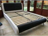 'Dreams' double bed frame