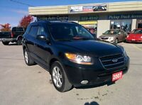 2007 Hyundai Santa Fe Mint Condition Leather Only 114000 kms Nic