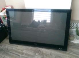 LG TV 50 inch