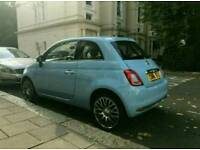 Fiat 500 lounge 1.2 twin air 2016 16